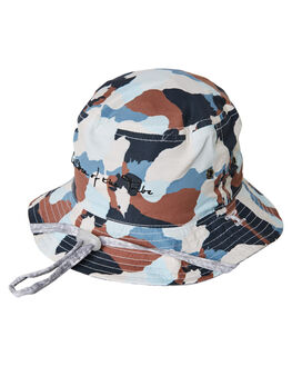 MULTI KIDS TODDLER BOYS CHILDREN OF THE TRIBE HEADWEAR - BYHT0320GMUL