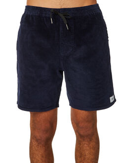 NAVY MENS CLOTHING RHYTHM SHORTS - JAN19M-JM03-NAV