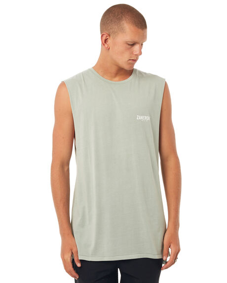 SAGE MENS CLOTHING ZANEROBE SINGLETS - 110-TDKSAGE