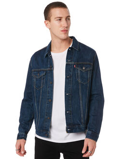 PALMER MENS CLOTHING LEVI'S JACKETS - 72334-0352PALMR