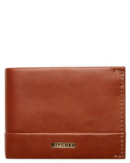 COGNAC MENS ACCESSORIES RIP CURL WALLETS - BWLLX10215