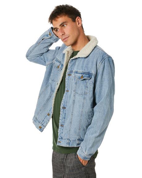 ARCTIC BLUE MENS CLOTHING INSIGHT JACKETS - 5000005172BLU
