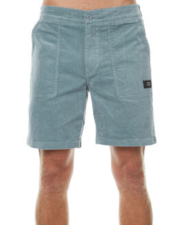 GLACIER BLUE MENS CLOTHING BANKS SHORTS - WS0058GBL