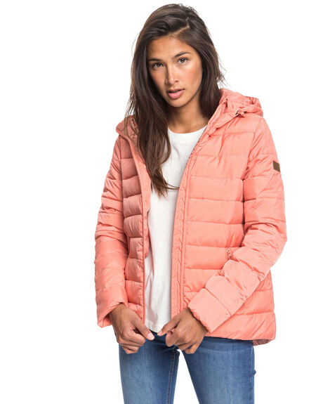 TERRA COTTA WOMENS CLOTHING ROXY JACKETS - ERJJK03361-MJN0