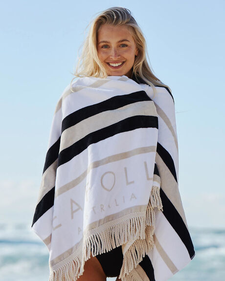 NATURAL WOMENS ACCESSORIES SEAFOLLY TOWELS - 71647-TLNAT