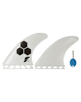 WHITE BOARDSPORTS SURF FUTURE FINS FINS - AM2-011315WHI