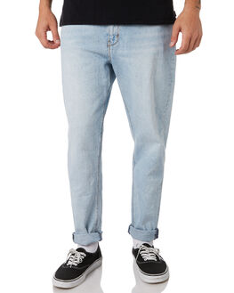 BOOGIE BLEACH MENS CLOTHING A.BRAND JEANS - 813514704