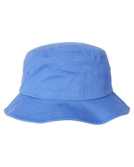 NEW BLUE MENS ACCESSORIES STUSSY HEADWEAR - ST783025NWBLU