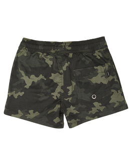 CAMO KIDS BOYS ST GOLIATH SHORTS - 2821018CAMO