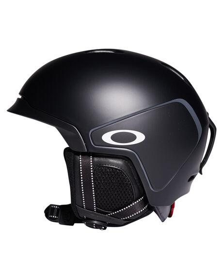 MATTE BLACK BOARDSPORTS SNOW OAKLEY PROTECTIVE GEAR - 99432-02KMATB