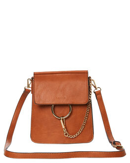TAN BURNISHED WOMENS ACCESSORIES BILLINI BAGS + BACKPACKS - HB14TNBRN