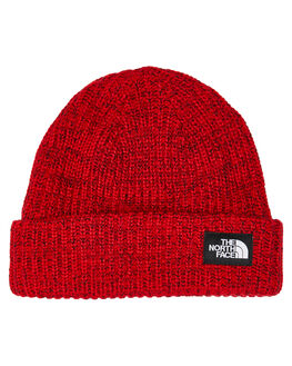 TNF RED KIDS BOYS THE NORTH FACE HEADWEAR - NF0A3FMU682
