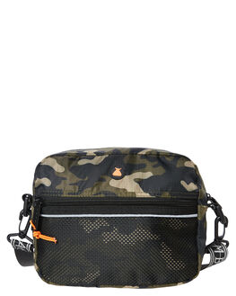 CAMO MENS ACCESSORIES THE BUMBAG CO BAGS + BACKPACKS - XL011CAMO