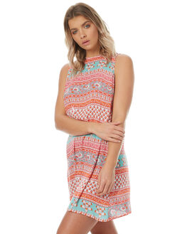 MULTI WOMENS CLOTHING SWELL DRESSES - S8174453MULTI