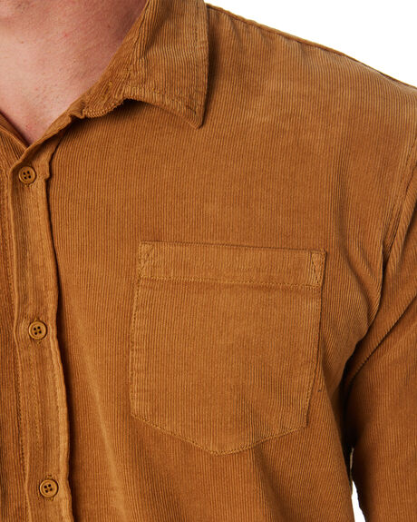 CARAMEL MENS CLOTHING SWELL SHIRTS - S5164669CRMEL