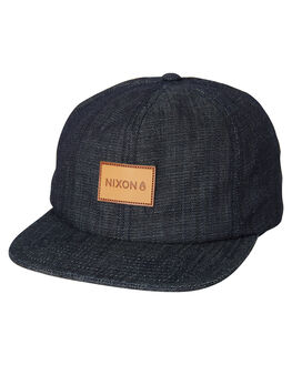 NAVY MENS ACCESSORIES NIXON HEADWEAR - C2911307