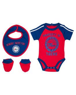 BLUE OUTLET KIDS OUTERSTUFF CLOTHING - 7K2N1BA78BLUE