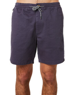 MIDNIGHT BLUE MENS CLOTHING VOLCOM SHORTS - A1031701MDB