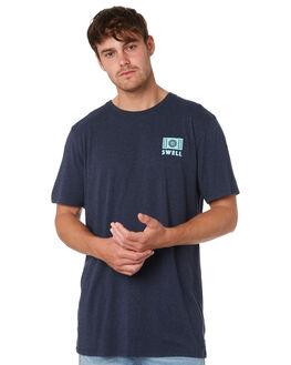 NAVY MARLE MENS CLOTHING SWELL TEES - S52011009NVYMA