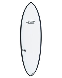 CLEAR SURF SURFBOARDS HAYDENSHAPES GSI MID LENGTH - HS-HYPTOFFV-0606-CL1