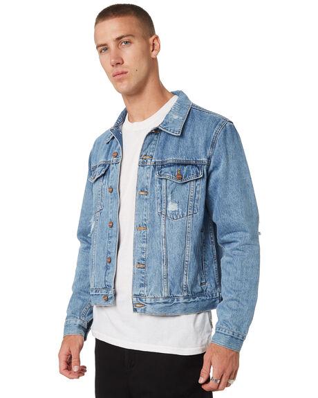 DENIM MENS CLOTHING INSIGHT JACKETS - 5000003154DNM