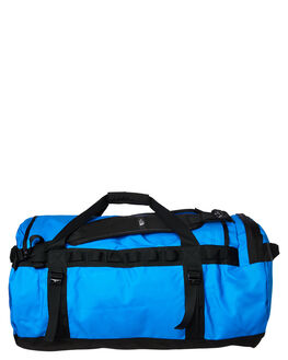 BOMBER BLUE TNF BLCK MENS ACCESSORIES THE NORTH FACE BAGS + BACKPACKS - NF0A3ETQSA9