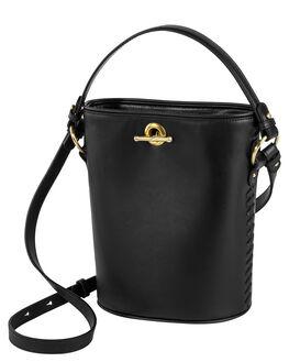 BLACK WOMENS ACCESSORIES SANCIA BAGS + BACKPACKS - 145B_BLK