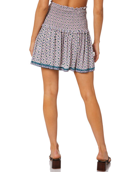 LILAC WOMENS CLOTHING TIGERLILY SKIRTS - T601270LIL