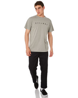 STONE MENS CLOTHING THRILLS TEES - TS8-114GSTNE
