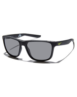 MATTE BLACK VOLT MENS ACCESSORIES NIKE SUNGLASSES - EV0990077