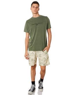 CEMENT MENS CLOTHING THRILLS SHORTS - TH9-302GCEM