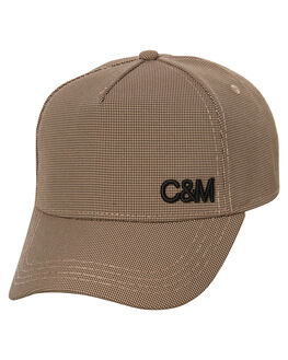 HOUNDSTOOTH WOMENS ACCESSORIES C&M CAMILLA AND MARC HEADWEAR - RCMA117HNDS