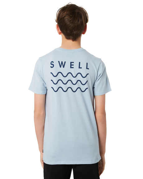 LT BLUE OUTLET KIDS SWELL CLOTHING - S3164001LTBLU
