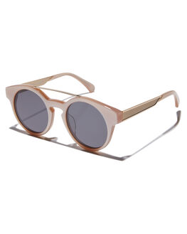 PEACH PEARL WOMENS ACCESSORIES OSCAR AND FRANK SUNGLASSES - 008FKPEAP