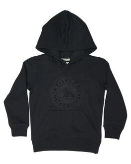BLACK KIDS TODDLER BOYS QUIKSILVER JUMPERS - EQKFT03246KVJ0