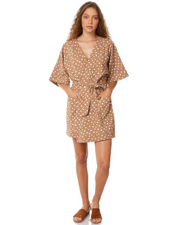PRINT WOMENS CLOTHING ZULU AND ZEPHYR DRESSES - ZZ2041PRNT