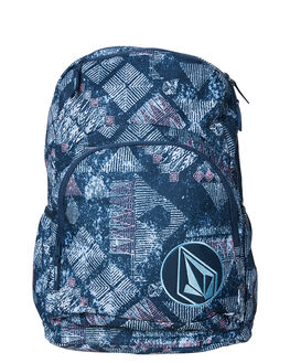 VINTAGE NAVY WOMENS ACCESSORIES VOLCOM BAGS + BACKPACKS - E6531875VNY