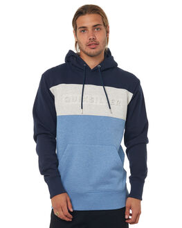 NAVY BLAZER MENS CLOTHING QUIKSILVER JUMPERS - EQYFT03826BYJ0