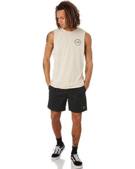 SAND MENS CLOTHING DEPACTUS SINGLETS - D5212273SND