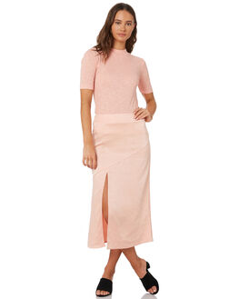 LIGHT PEACH WOMENS CLOTHING THE FIFTH LABEL FASHION TOPS - 40190910LTPCH