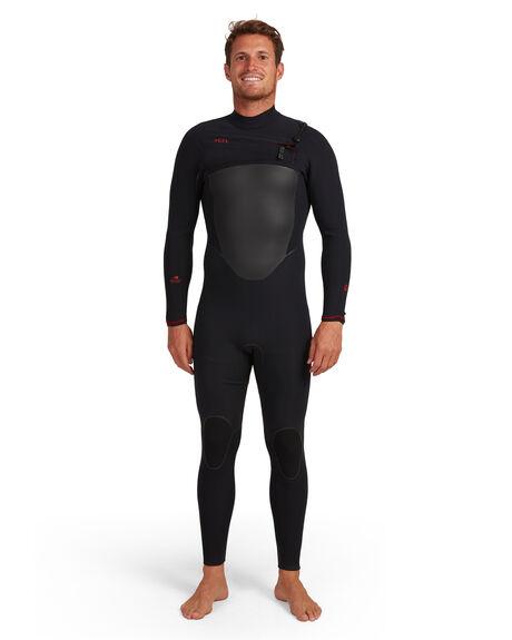 BLACK BOARDSPORTS SURF XCEL MENS - MC32DRP0-BLK