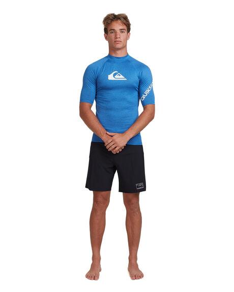 BLUE YONDER HEATHER BOARDSPORTS SURF QUIKSILVER MENS - EQYWR03256-BKZH