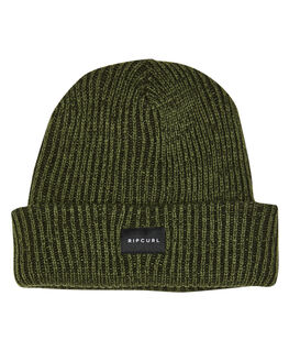 FOREST GREEN MENS ACCESSORIES RIP CURL HEADWEAR - CBNDY10056