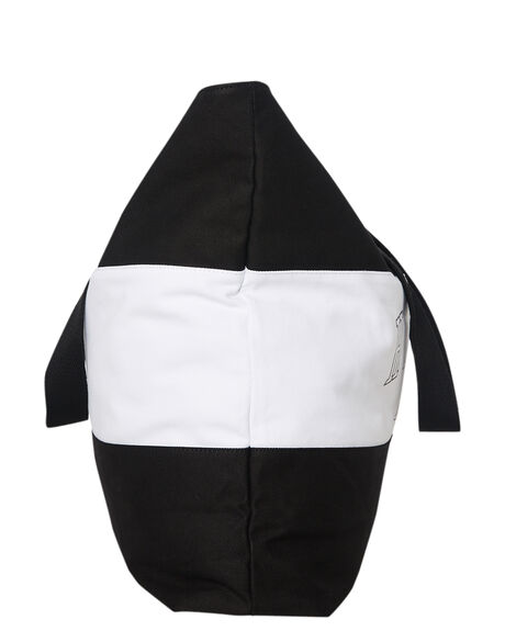 BLACK WHITE OUTLET WOMENS HUFFER BAGS + BACKPACKS - ABA84J4501BLK