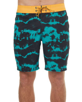 BLACK MENS CLOTHING REEF BOARDSHORTS - A439BLA