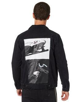 ABOVE BELOW MENS CLOTHING A.BRAND JACKETS - 81272B4433