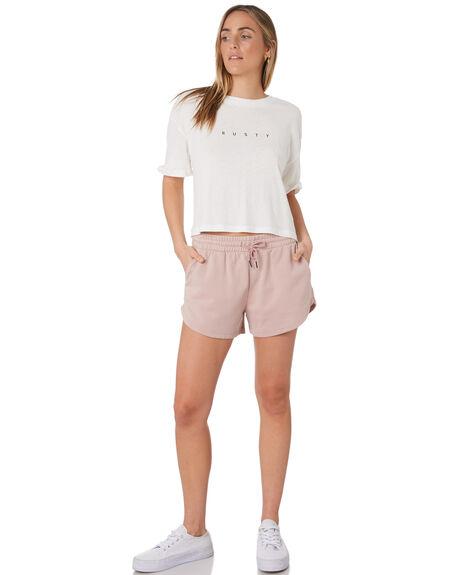 WOOD ROSE WOMENS CLOTHING RUSTY SHORTS - WKL0671WDR