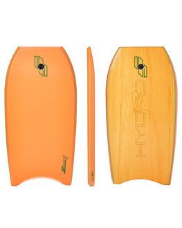 ORANGE SURF BODYBOARDS HYDRO BOARDS - 36010ORG