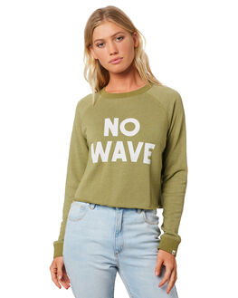 OLIVE BRANCH WOMENS CLOTHING BILLABONG JUMPERS - 6595753361