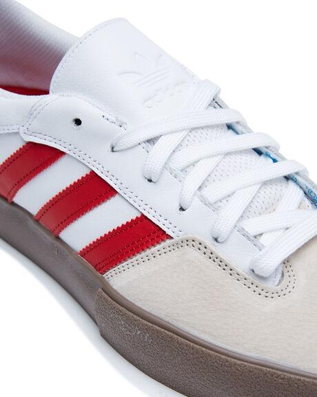 WHITE MENS FOOTWEAR ADIDAS SNEAKERS - FY0507FWHT